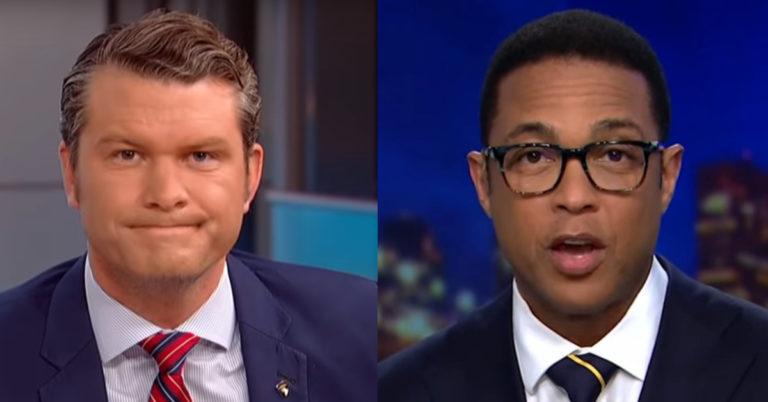Pete Hegseth Calls Don Lemon A Real Moron In Blistering Rebuke Of CNN Anchor