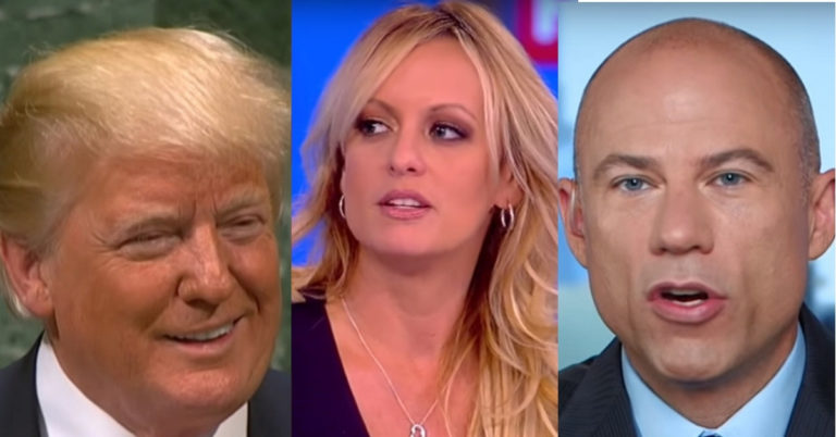 Trump Demands 800k For Harassment 'Unprecedented In American Legal History From Stormy Daniels
