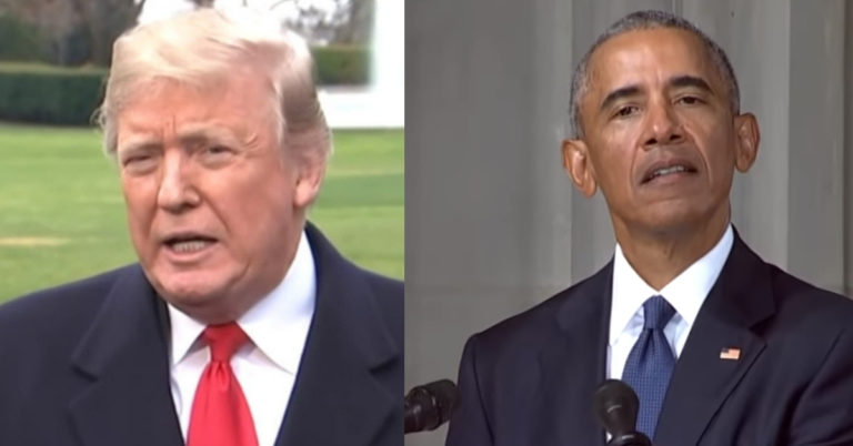 Trump Gets Rid Of Another Useless Barack Obama Policy