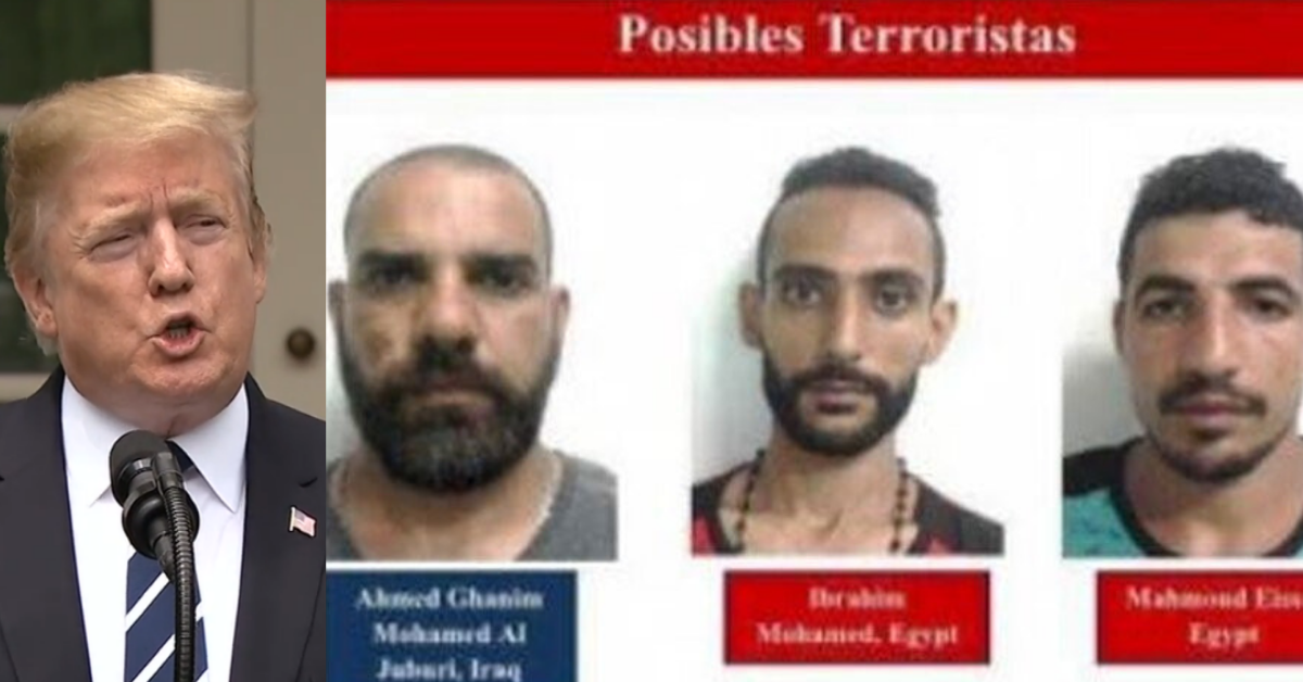 Nicaragua Arrests Four ISIS Terror Suspects Headed To U.S. Border After DHS Warning