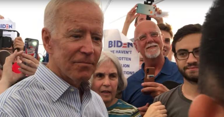 Joe Biden Makes First Big Gaffe: 'We Need Family Separation'
