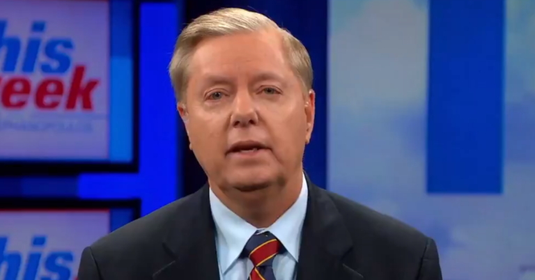 Lindsey Graham: 'Migrants Broke Law, Don't Care If They  Stay In Facilities For 400 Days'
