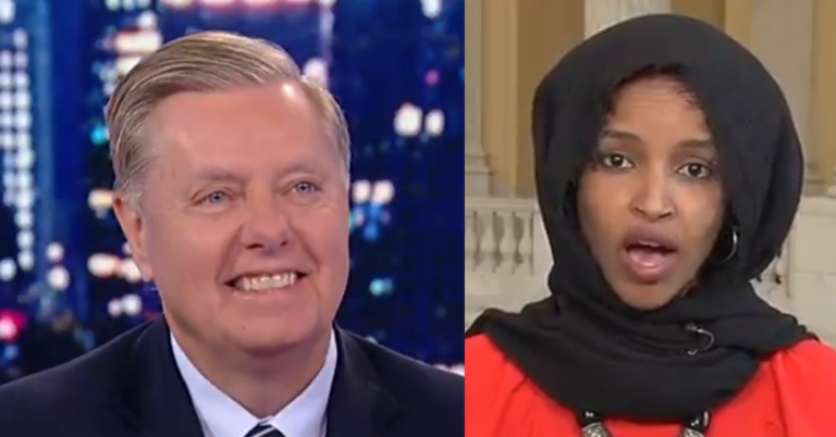 Lindsey Graham Drops Hammer:  'Anti-American' Omar And AOC 'Will Destroy Democratic Party'
