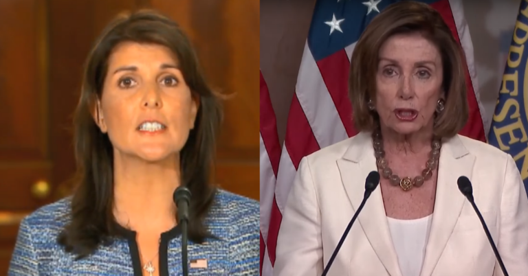 Nikki Haley Trashes Dems Mexican Flag Stunt: 'Disgusting'