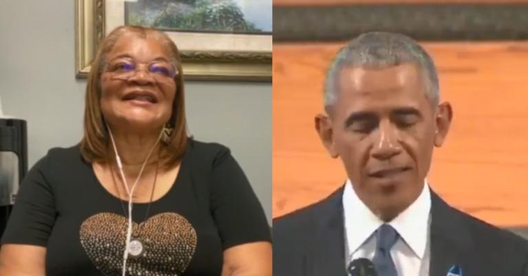 """Dr. Alveda King Blasts Obama For Politicizing John Lewis' Funeral: """"He Took Us Back 1960s"""""""