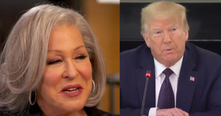 Bette Midler Blames Trump for Herman Cain's Death In Disgraceful Display: 'Everyone Knows It's Your Fault'