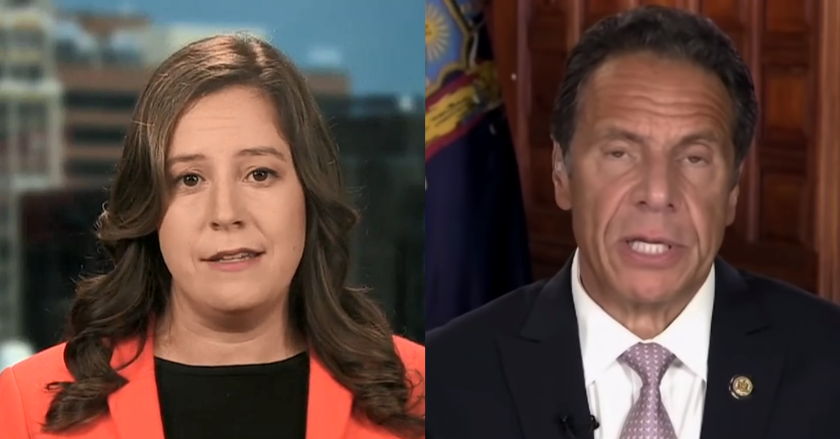 Elise Stefanik Rips NY Gov Andrew Cuomo, Publicly Calls ...