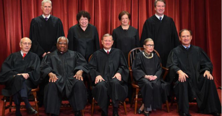 Supreme Court Hands Trump Huge Win, Allows POTUS To Use Pentagon Funds For Border Wall