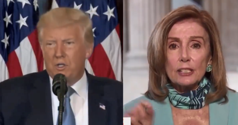 Nancy Pelosi Suffers Huge Loss In Trump Subpoena Case As DC Circuit Guts Her Power To Enforce Through Courts