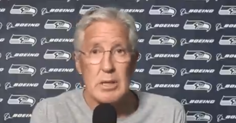 """Seattle's NFL Coach Says USA Needs to Learn About Country's 'Screwed Up History': """"They don't know enough, need to be coached up"""