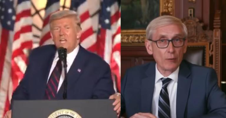 "Trump Overrules Wisconsin Gov, Will Go To Kenosha Tomorrow: ""I will see you on Tuesday"""