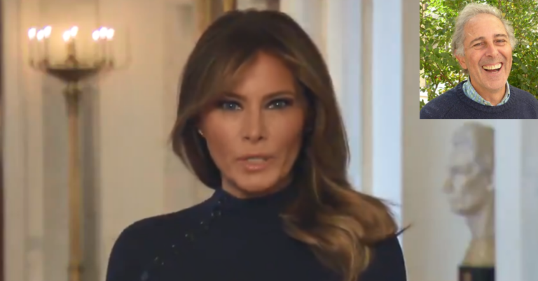 """Texas College Professor Crosses Line With Melania Trump Insult: """"Wife bought from a catalog"""""""