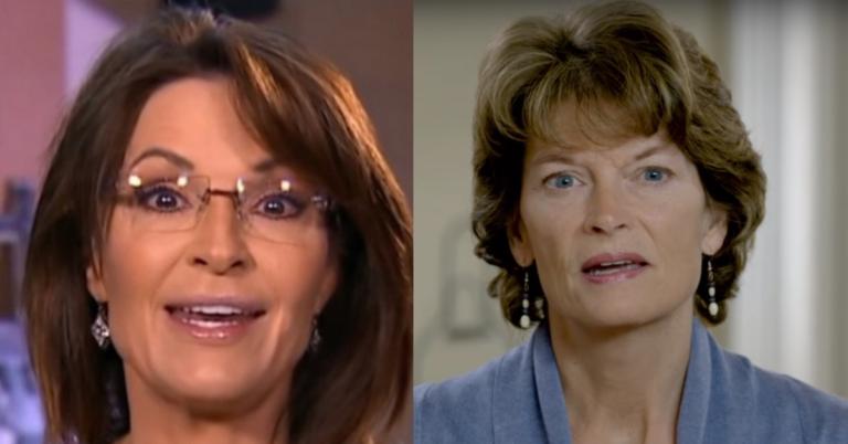 Sarah Palin Threatens To Primary Lisa Murkowski Unless She Walks Back SCOTUS Vote