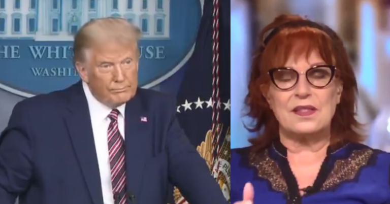 """Joy Behar and Whoopi Goldberg Crosses Line With New Trump Insult: """"He's a crook"""""""