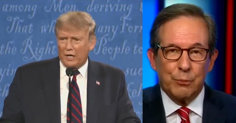 Trump Mocks Chris Wallace For Debate Performance: Joe Rogan Would Have Been Better