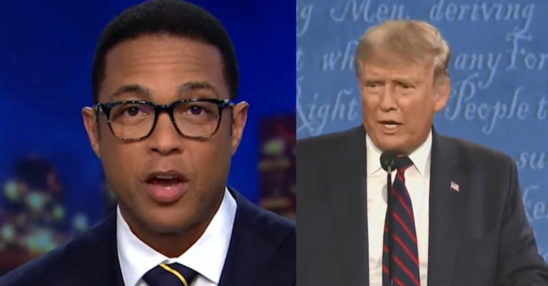 """Don Lemon Crosses Line With Trump Insult: """"Like a kid whose doctor prescribed him too much Adderall"""""""