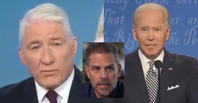 """CNN Host Sinks Biden, Calls Hunter A Swamp Creature: """"I'll call it out, he's a swamp creature"""""""