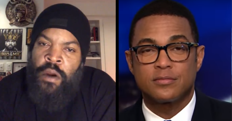 """Rap Legend Ice Cube Rips Don Lemon After CNN Canceled Appearance: """"That was some punk a** s***"""""""