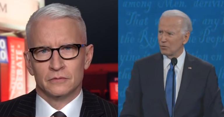 CNN Fact Checks Biden, Sinks Joe With False Rating On Fracking Comments
