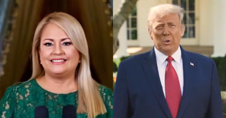 Governor of Puerto Rico Endorses Trump Handing Big Blow To Joe Biden In Florida